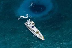 Motor Yacht AT LAST Summer Bahamas Special Charter Deal