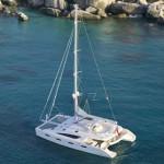 Sailing Catamaran Akasha