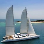 Sailing Catamaran Douce France