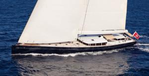 Performance Sailing Yacht Cinderella IV